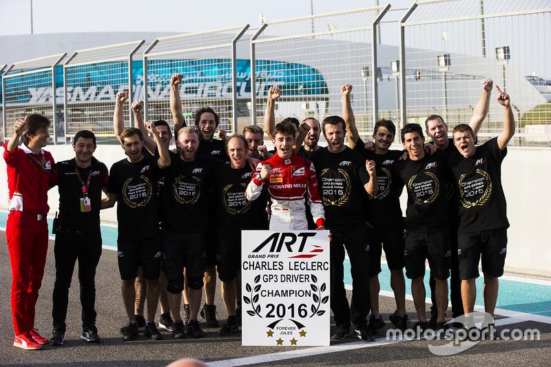2016: GP3