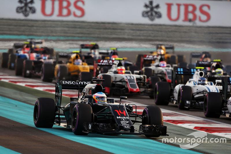 McLaren: 1 очко