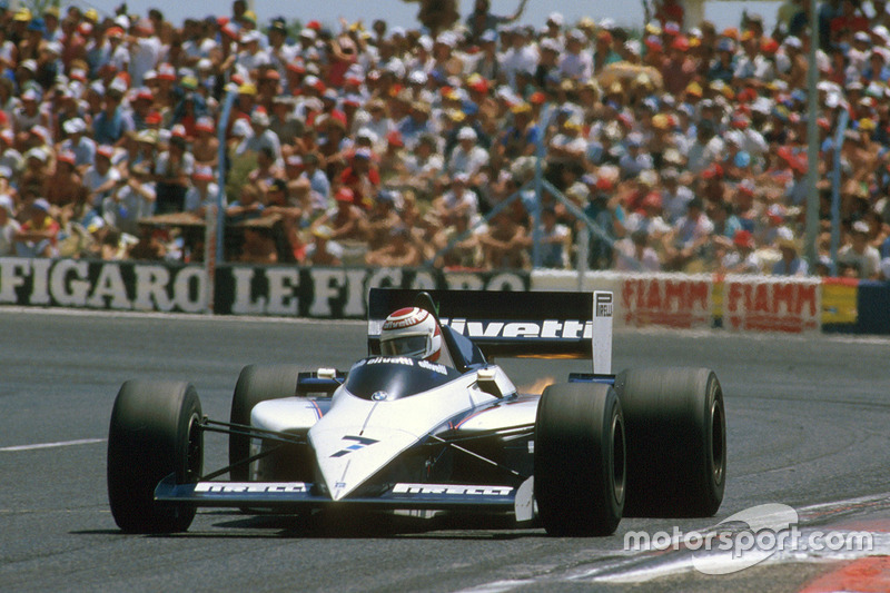 Le Castellet 1985: Der letzte Brabham-Sieg