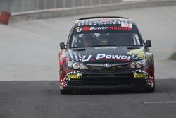 Pier Franco Uzzeni, Fausto Bondesan, Subaru Impreza