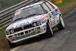Pier Lorenzo Zanchi, Marco Coldani, Lancia Delta