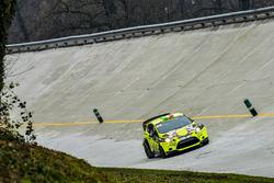 Габриэле Чаварелла и Джулиано Манфреди, Ford Fiesta RS WRC