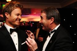 World Champion Nico Rosberg, Mercedes AMG F1, Nigel Mansell