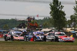 Matias Rossi, Donto Racing Chevrolet, Jose Savino, Savino Sport Ford, Facundo Ardusso, JP Racing Dodge