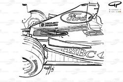 Stewart SF3 exhaust