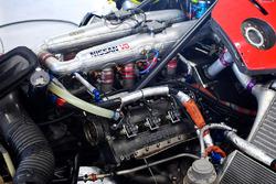 Nissan V8 engine