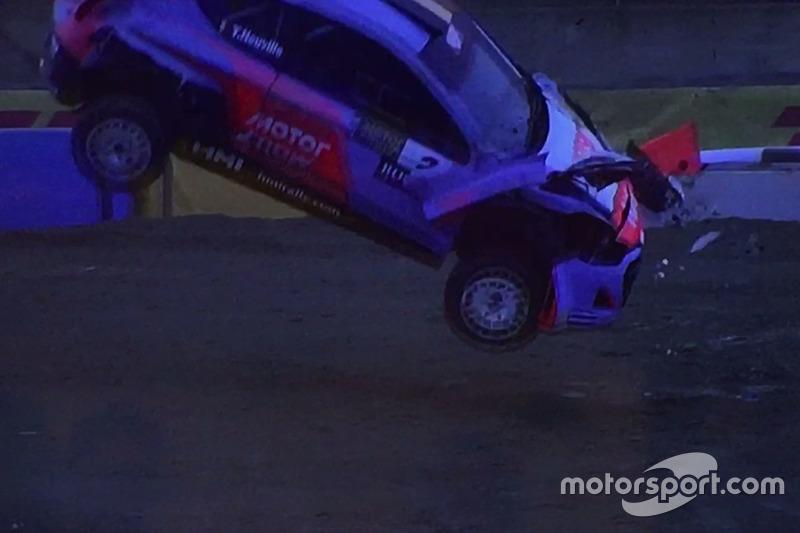 Thierry Neuville, Hyundai i20 WRC