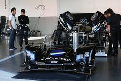 #10 Wayne Taylor Racing Corvette DP: Jeff Gordon