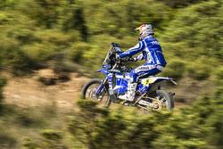 Präsentation: Yamaha WR450F Rally 2017