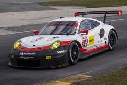 #912 Porsche Team North America, Porsche 911 RSR: Michael Christensen, Laurens Vanthoor