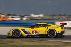 #3 Corvette Racing Chevrolet Corvette C7.R: Антоніо Гарсіа, Ян Магнуссен