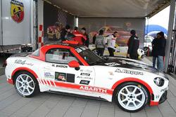 Presentazione Trofeo Abarth 124 Rally