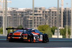 #75 Optimun Motorsport Audi R8 LMS GT3: Flick Haigh, Joe Osborne, Ryan Ratcliffe