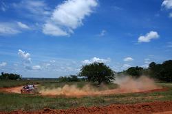 #302 Overdrive Racing, Toyota: Giniel de Villiers, Dirk von Zitzewitz