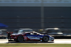 #69 Chip Ganassi Racing, Ford GT: Andy Priaulx
