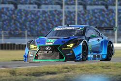 #15 3GT Racing Lexus RCF GT3: Dominik Farnbacher, Robert Alon