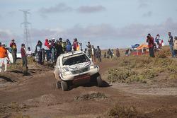 №380 Toyota: Сергей Шихотаров и Олег Уперенко