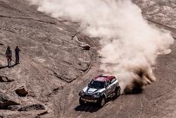 №308 X-Raid Team Mini: Орландо Терранова и Андреас Шульц