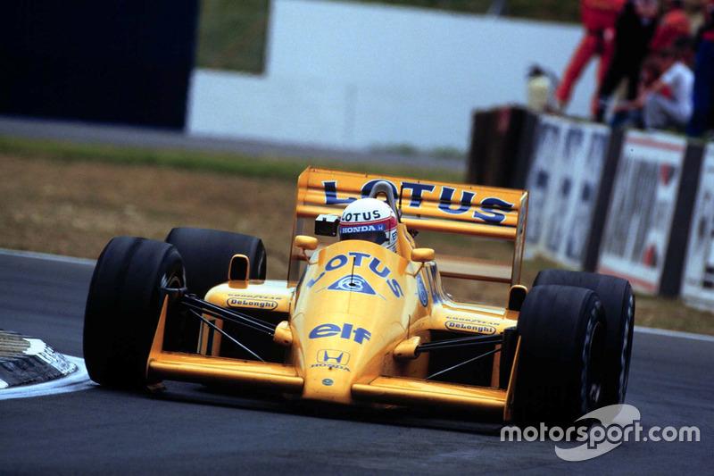 12. Satoru Nakajima, 74 GPs (1987-1991), o melhor resultado é o 4° lugar na Grã Bretanha 1987 e Austrália 1989.