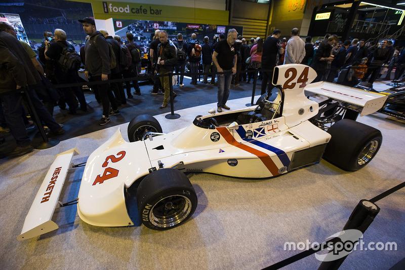 La Hesketh F1 de James Hunt