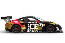 Revelación decoración de Competition Motorsports