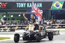 David Coulthard y Jenson Button, Team Gran Bretaña