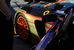 Detail: #75 SunEnergy1 Racing, Mercedes AMG GT3: Boris Said, Tristan Vautier, Kenny Habul, Maro Engel