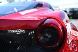 Detalle del  Ferrari