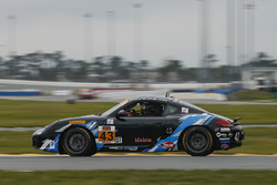 #43 Murillo Racing Porsche Cayman: Christian Szymczak, Christopher Stone