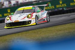 №59 Manthey Racing Porsche 911 GT3 R: Свен Мюллер, Райнхольд Ренгер, Хари Прочик, Стив Смит