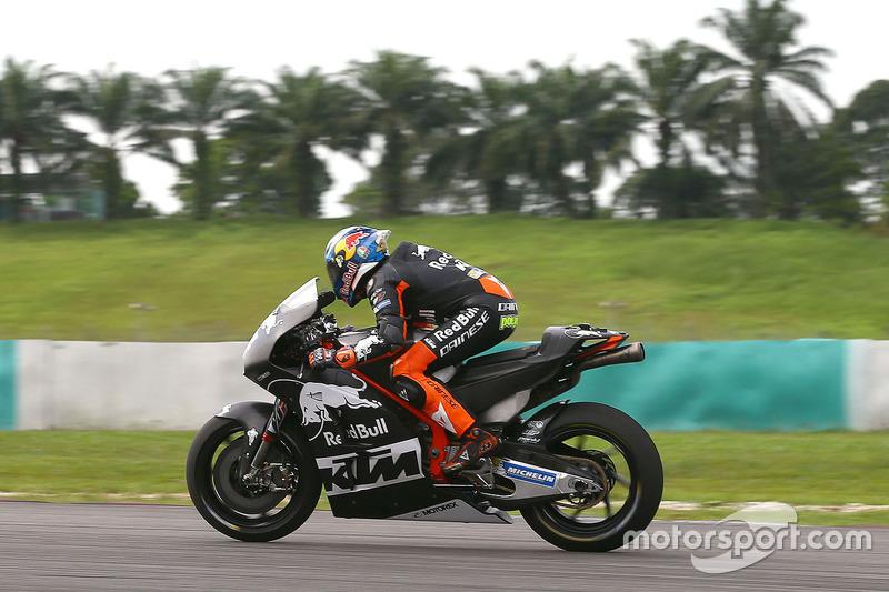 21º Pol Espargaró (KTM Factory Racing) 2:01.338 a 1.970