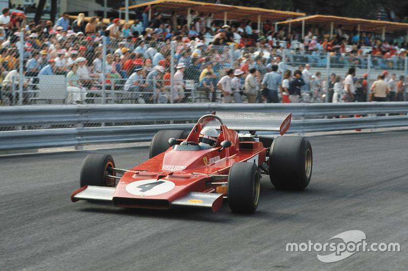 1973 : Ferrari 312B3-73