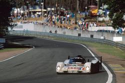 #3 Peugeot Sport, Peugeot 905: Eric Helary, Christophe Bouchut, Geoff Brabham