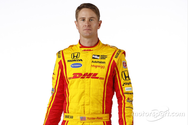 #28 Ryan Hunter-Reay, Andretti Autosport / Honda