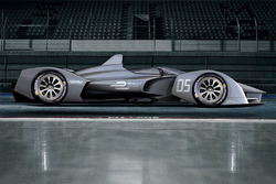 Designstudie von Spark Racing Technology