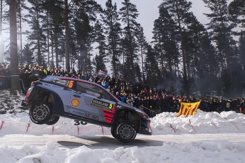 Тьєррі Ньовілль, Ніколя Жільсуль Hyundai i20 Coupe WRC, Hyundai Motorsport