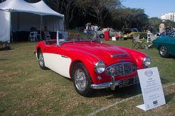 1957 Austin Healy 100-6