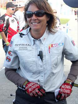 Cherie Putnam, NASCAR Pinty's Series Director