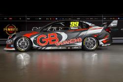Dale Wood, Erebus Motorsport