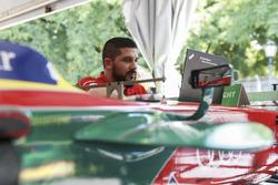 Team member of ABT Schaeffler Audi Sport