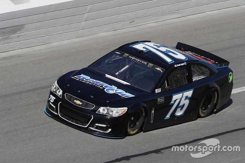 39. Brendan Gaughan, Beard Motorsports, Chevrolet