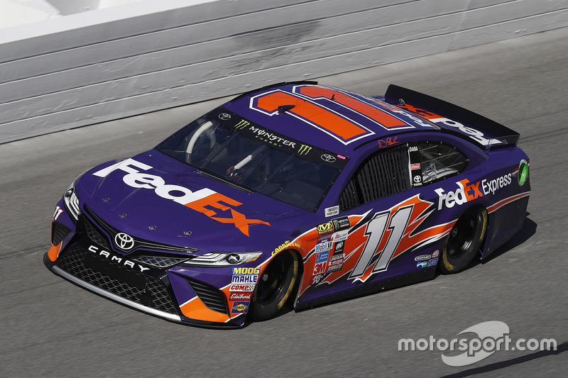 4. Denny Hamlin, Joe Gibbs Racing, Toyota