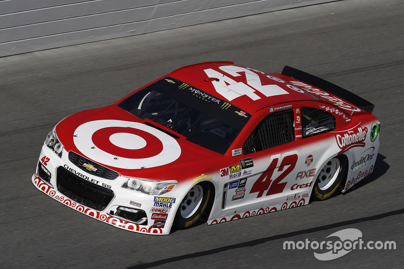 Kyle Larson, Chip Ganassi Racing, Chevrolet