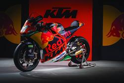 Präsentation: KTM Moto2