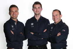 Colin Turkington, Andrew Jordan, Rob Collard