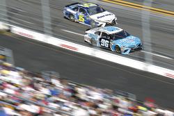 D.J. Kennington, Gaunt Brothers Racing, Toyota; Michael Waltrip, Premium Motorsports, Toyota