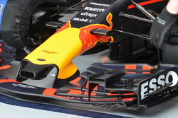 Red Bull Racing RB13, l'ala anteriore