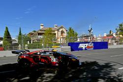 #23 JBS Australia, Lamborghini R-EX: Roger Lago