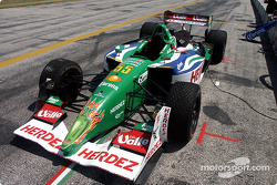 Mario Dominguez's car