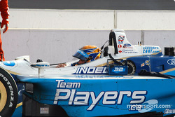 Race stopped: Patrick Carpentier